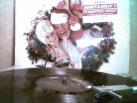 Kenny Rogers & Dolly Parton - Christmas Without You [original LP ...
