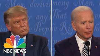 Rhetoric Versus Reality: Where The Candidates Stand On Fixing The Economy | NBC News NOW