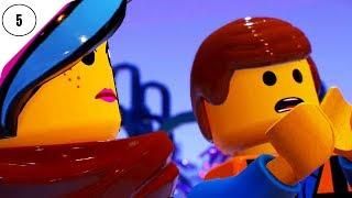 LEGO Przygoda 2 Gra Wideo - Potwór na Bagnach i Kicia Rożek - Gra LEGO Przygoda
