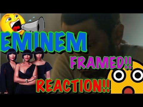 REACTION Eminem - Framed