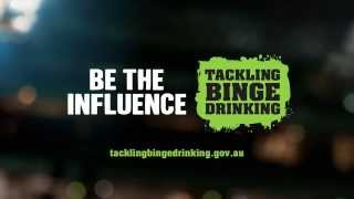 Be The Influence: Tackling Binge Drinking - Baseball