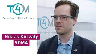 Eine Plattform für die Fertigungs- und Produktionstechnik der Medizintechnik    T4M Medtech