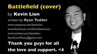 Kevin Lien - Battlefield (Jordin Sparks studio cover)