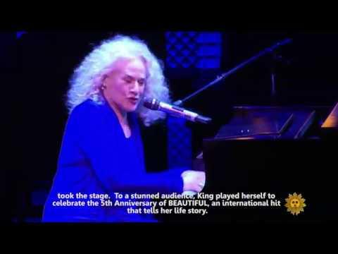 Carole King Surprise | BEAUTIFUL - THE CAROLE KING MUSICAL