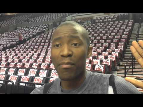 """Clippers Jamal Crawford says his one year in Portland was """"crazy."""""""