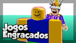 THE FUNNIEST ROBLOX GAMES! 😂