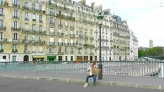Walking Tour | The Left Bank | Four Days in Paris