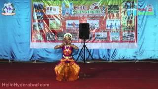 B.Sri Raksha Solo Classical Performance