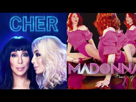 Megan - Cher and Madonna 'Gimme Gimme Gimme/Hung Up' Mashup [LISTEN]