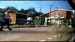 Meerijden met DD-AR tussen Harderwijk en Nunspeet