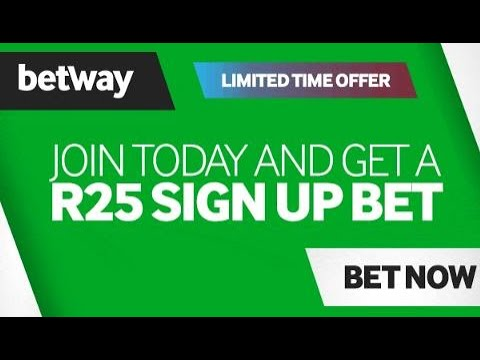Betway R25 Free Bet Promotion