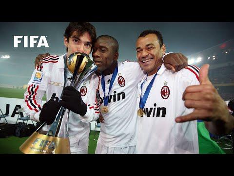 Boca Juniors v AC Milan | FIFA Club World Cup 2007 Final | Match Highlights