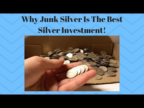 Junk Silver! -The Best Physical Investment!