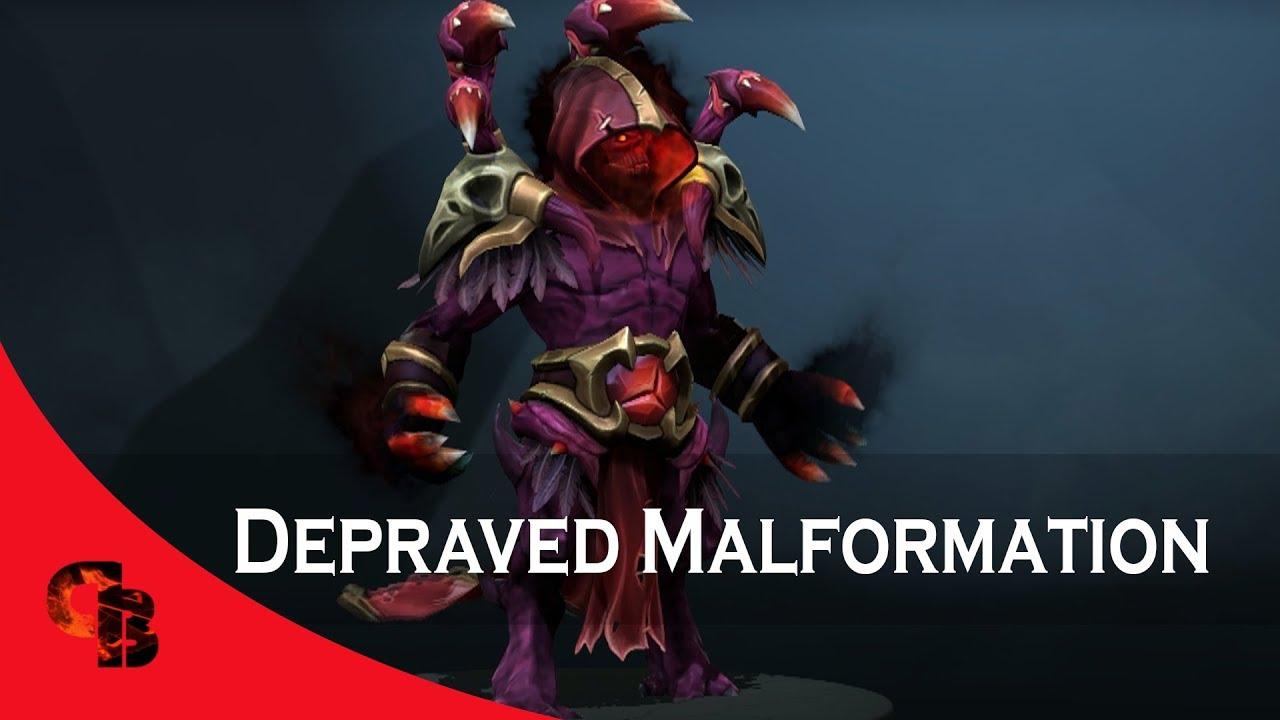 Hasil gambar untuk shadow demon depraved malformation