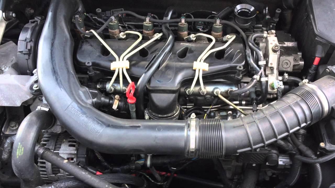 Motor kennenlernen