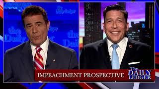 Congressional Candidate, Juan Hidalgo, on his Political Platform