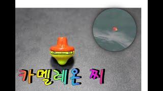 카멜레온 찌 / 채비 방법 / 영상 / 사용 후기