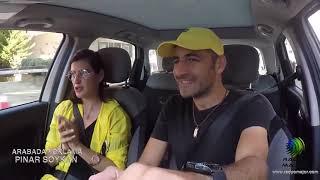 Pınar Soykan - Cenk'le Arabada Yoklama Programı Video