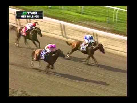 2012 Metropolitan Handicap - Shackleford