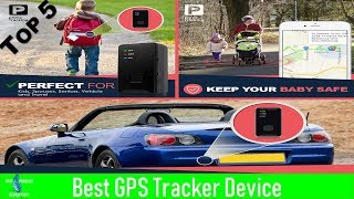 Best Vehicle GPS Tracker❗  Top 5 Best GPS Tracker Device for Car or Vehicle.