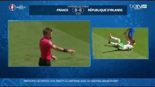 Euro 2016   France vs République d'Irlande 2 1 Le résumé
