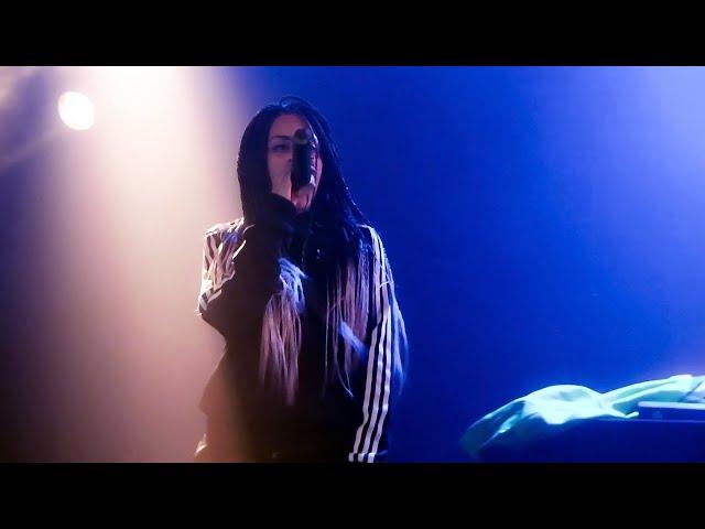 Raja Meziane -  Rebelle (Live #Lyon 13/12/19)