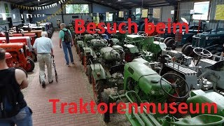 [Tour] Besuch beim Traktorenmuseum Pauenhof Sonsbeck