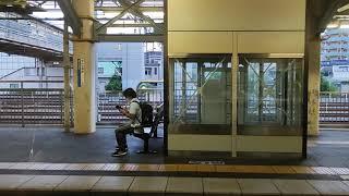JR京都線の車窓から 20210921