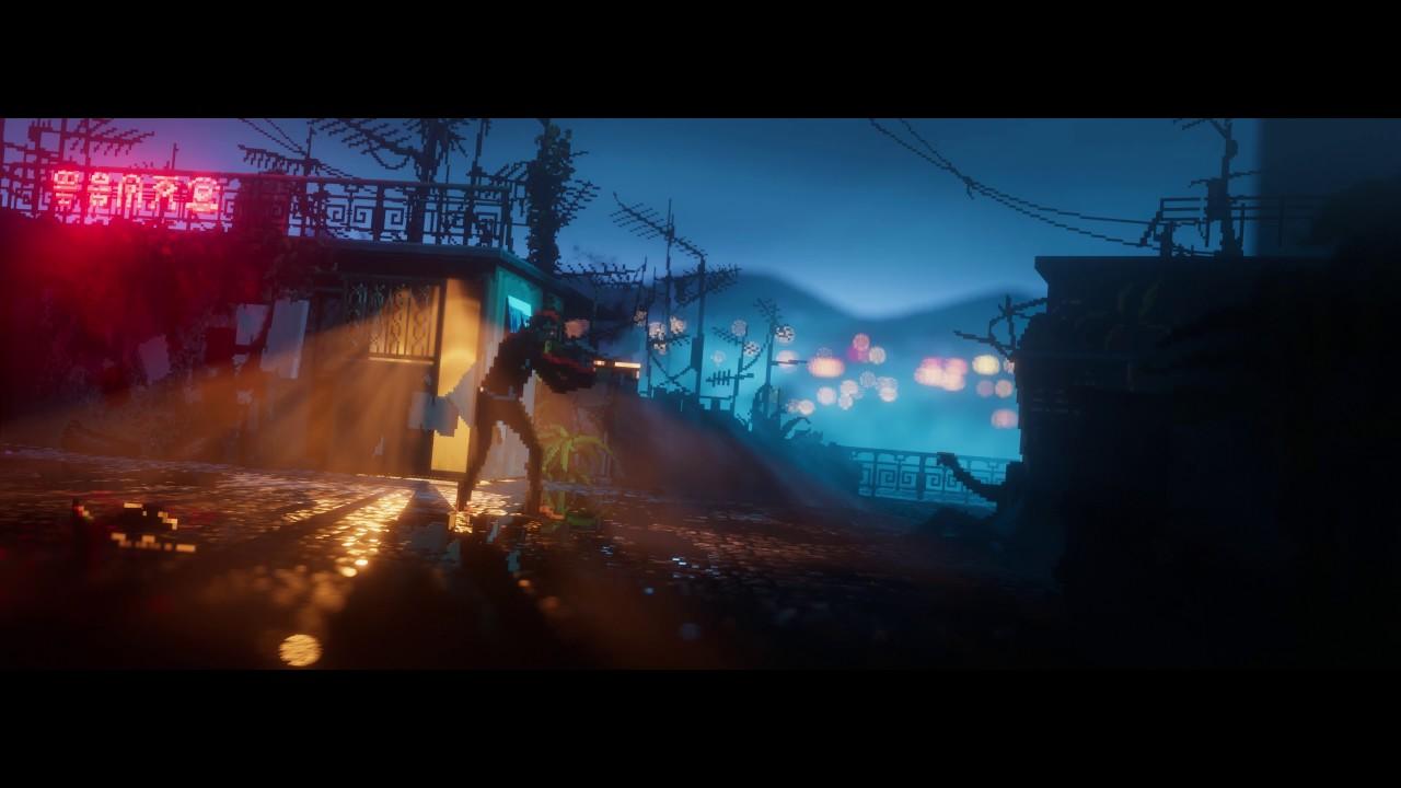 The Last Night E3 2017 Reveal Trailer