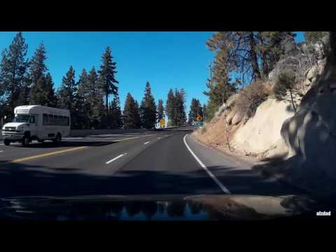 South Lake Tahoe to Carson City NV | The 50 50 Challenge Dashcam