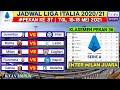Jadwal Liga Italia Pekan 37 | Juventus vs inter | Klasemen Serie A 2021 | Live Rcti