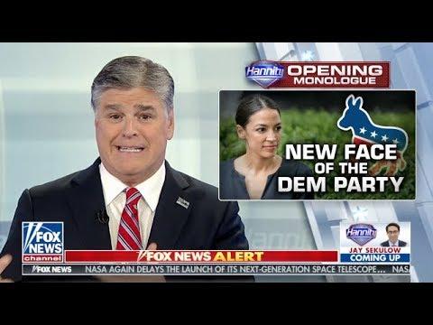 Fox's obsession with Alexandria Ocasio-Cortez