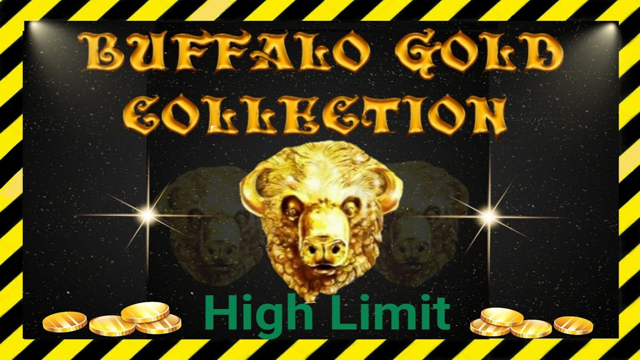 ⛔ PLAYING 5 HOURS in BUFFALO GOLD COLLECTION SLOT / OCT-2019/????SUBSCRIBE!!