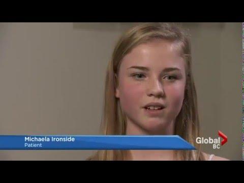 BC Children's Hospital perfects unique limb-lengthening surgery