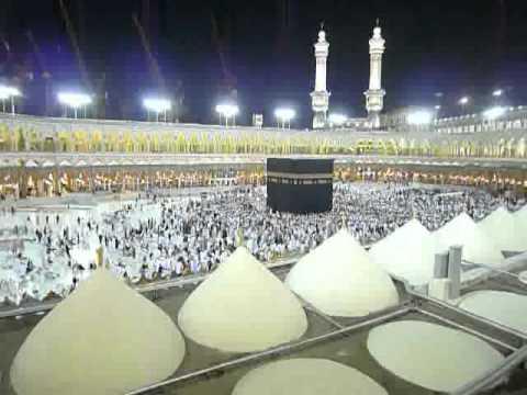 Azan Awal Subuh Di Masjidil Haram Mekah