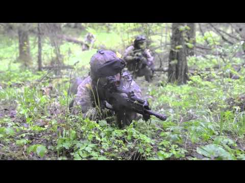 Estonian Army - Spring Storm 2013, last battles