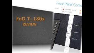 f amp d t180x bluetooth soundbar review
