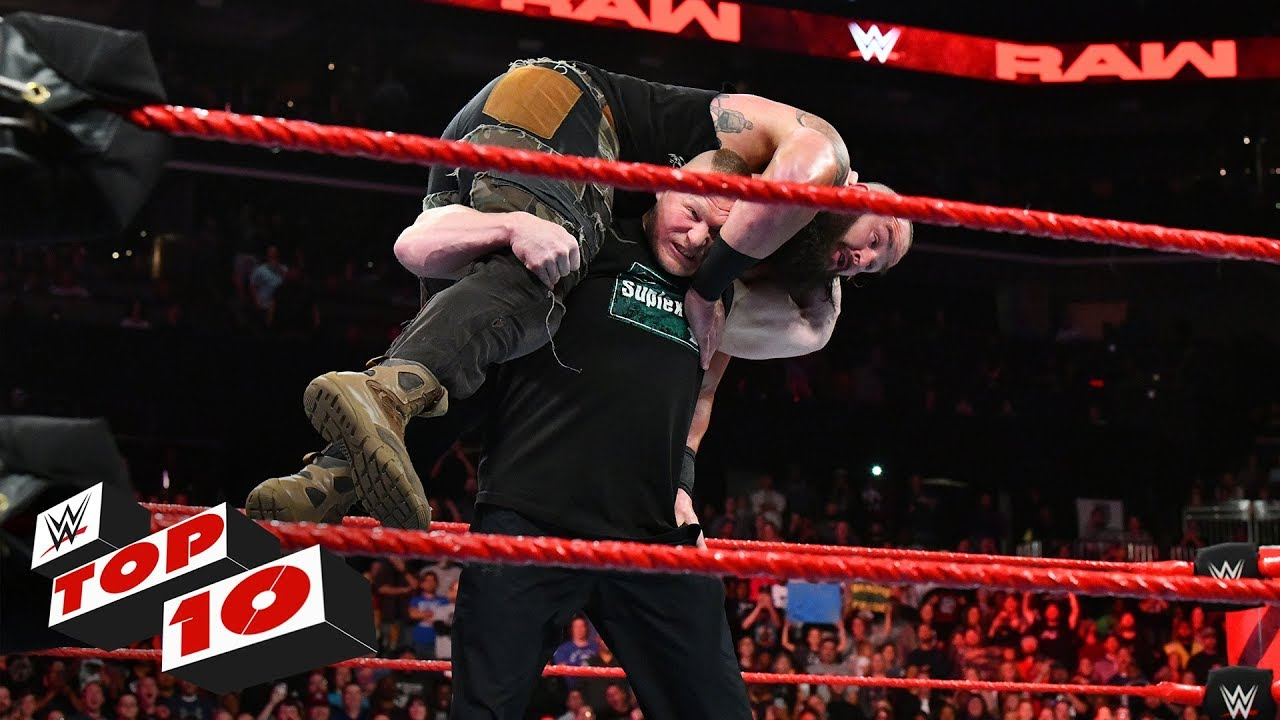 Wwe monday night raw 29 october  results