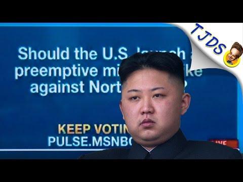 "MSNBC Asks Viewers ""Should The U.S. START A W-A-R?"""