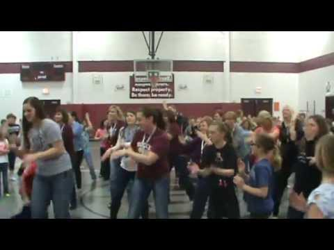 Unity West Flash Mob