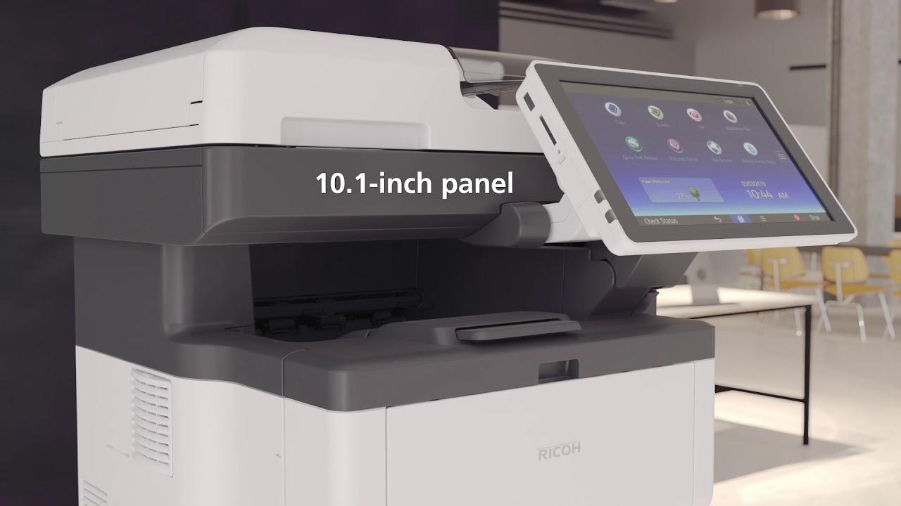 IM 430F Black and White Multifunction Printer   Ricoh USA
