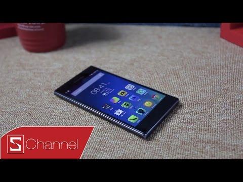 Schannel - Mở hộp Lenovo P70 : Pin siêu khủng 4.000 mAh, giá 5.4 triệu