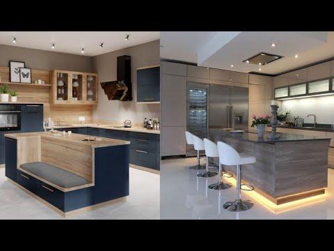 Latest Modern Kitchen Design Ideas 2020 Indian Kitchen Design Youtube