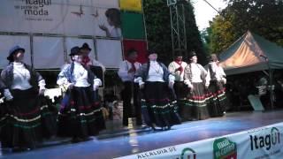 Danza Folclorica El Torbellino