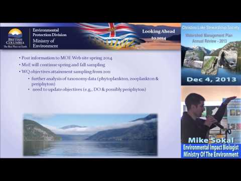 Part 2   Mike Sokal - Ministry of Environment