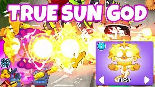 True Sun God - BTD6 Tier 5 Temple