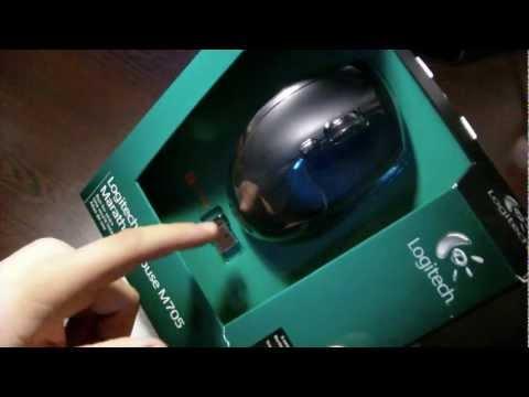 Logitech Marathon Mouse M705 repair | FunnyDog TV