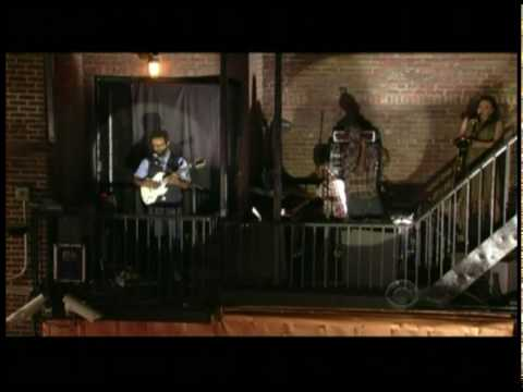 TV on the Radio - Dancing Choose on Letterman mp3