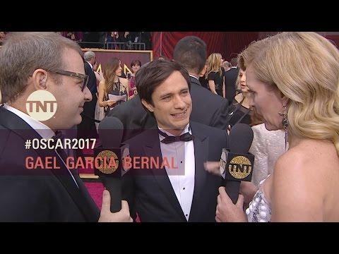 #Oscar2017   Gael Garcia Bernal
