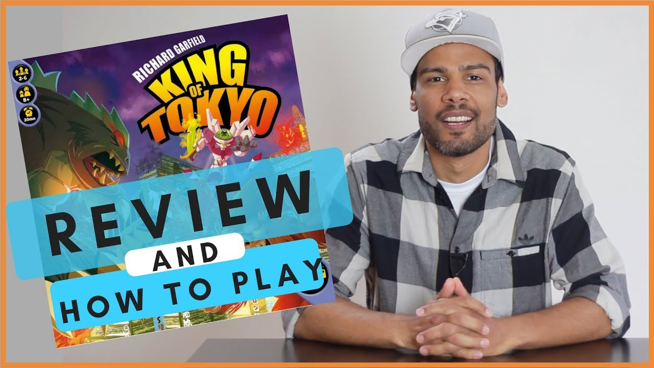 How to Play King of Tokyo - watchkin.com